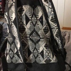 Bags - Tribal Print Backpack